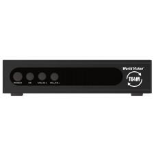 Ресивер World Vision T64M, DVB-T2/C, 2USB