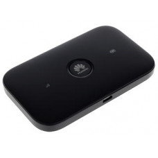 Модем Huawei E5573Cs-322, LTE, Wi-Fi, USB, черный