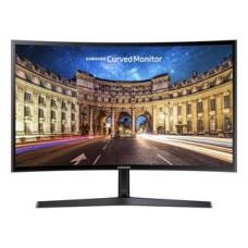 """Монитор 23.5"""" Samsung C24F396FHI VA, 1920x1080 (16:9), 250cd/m2, 4ms, VGA, HDMI, черный"""