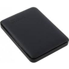 """Внешний жесткий диск Western Digital 2Tb Elements Portable, 2.5"""", USB 3.0, черный"""