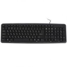 Клавиатура Defender HB-420, мембранная, USB, черный