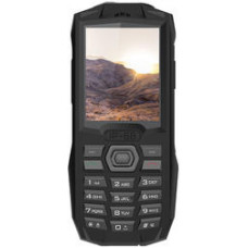 "Мобильный телефон Blackview BV1000 2.4"", 320x240 TN, MediaTek MT6261D, 32.8Mb RAM, 32.8Mb, BT Cam, 2-Sim, 3000mAh, черный (BV1000BLACK)"