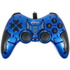 Геймпад Ritmix GP-007, синий