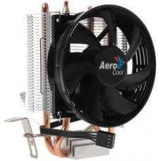 Кулер для процессора Aerocool Verkho 2 для Socket 115x/775/AM2+/AM3/AM3+/FM1/FM2/FM2+/AM2, 92мм, 2000rpm, 25 дБ, 110W, 4-pin PWM, Al