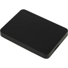 """Внешний жесткий диск Toshiba 2Tb Canvio Basics, 2.5"""", USB 3.0, черный"""
