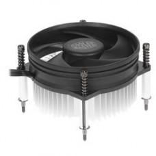Кулер для процессора COOLERMASTER i30 для Socket 115x, 92мм, 2600rpm, 28 дБ, 65W, 3-pin, Al (RH-I30-26PK-R1)