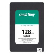 """Твердотельный накопитель SSD SmartBuy 128Gb Splash, 2.5"""", SATA3 (SBSSD-128GT-MX902-25S3)"""