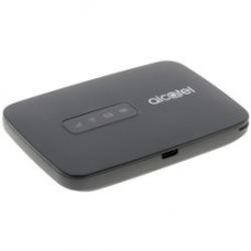 Модем 2G/3G/4G Alcatel Link Zone USB Wi-Fi Firewall +Router внешний черный