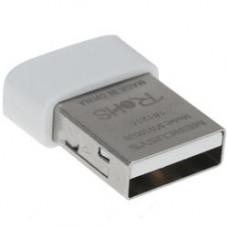 Адаптер Wi-Fi Mercusys MW150US, 802.11n, 2.4 ГГц, до 150 Мбит/с, 20 дБм, USB