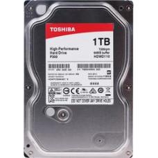"Жесткий диск Toshiba 1Tb P300, 3.5"", 7200rpm, 64Mb, SATA3"