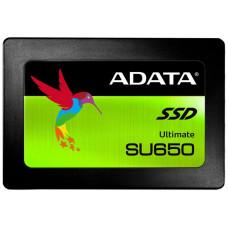 """Твердотельный накопитель (SSD) ADATA 240Gb Ultimate SU650, 2.5"""", SATA3"""