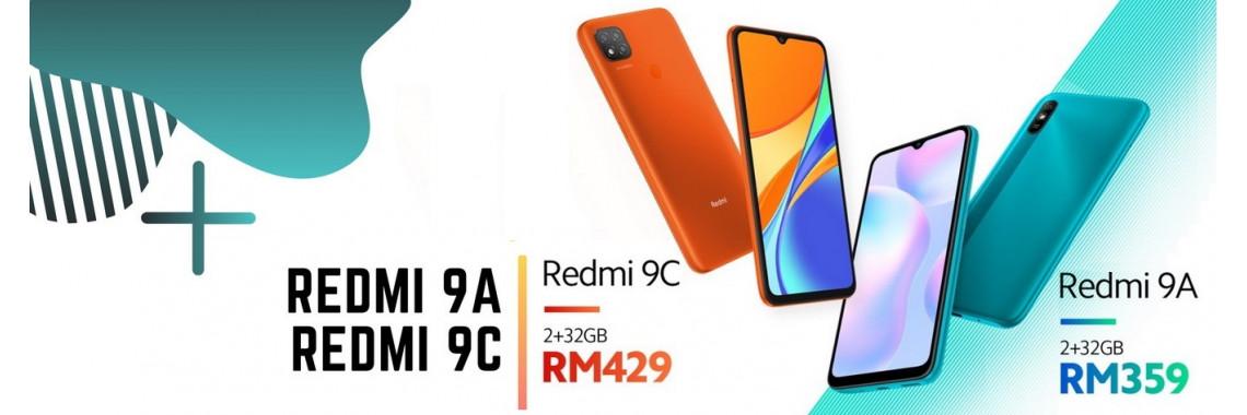 Смартфоны Redmi 9A Redmi 9C